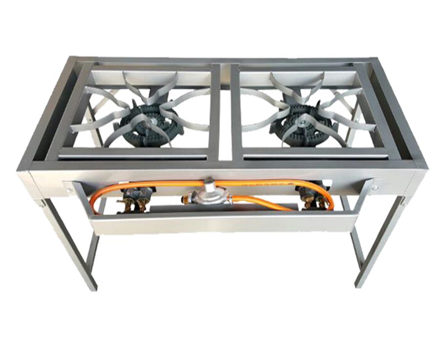 gas stove. Gas Stove 2 Burner