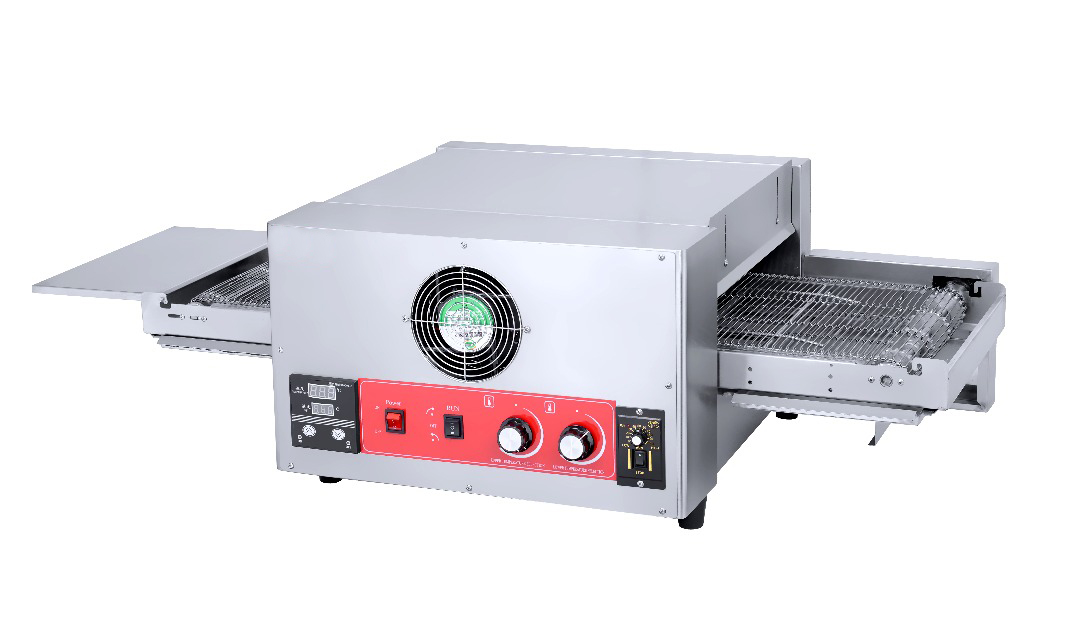 Electric Conveyor Pizza Oven 18