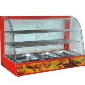 Food Warming  Display Showcase HW-2PA
