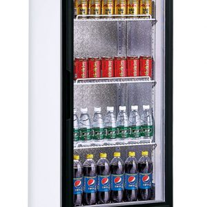 Single swing door fridge	 LG-280B