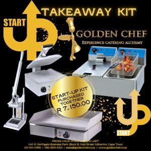 Start Up Takeaway Kit
