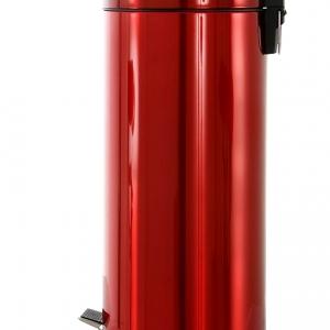 Dustbin / Pedal Bin Red- 20 Litre