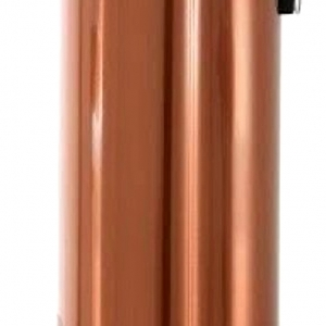 Dustbin / Pedal Bin Rose Gold- 20 Litre